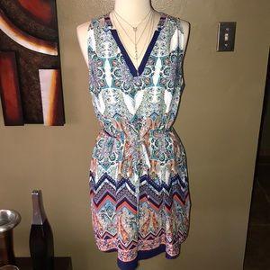Renee C. Sydnie Shirt Dress